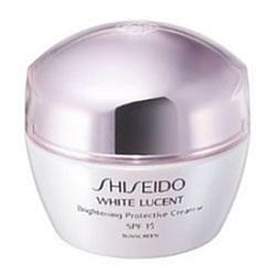 Shiseido White Lucent Brightening Protective Cream w SPF 15 1.8oz