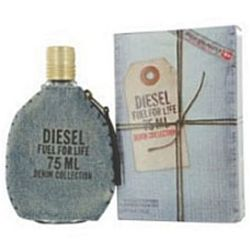 Diesel Fuel for Life Denim for men 2.5oz EDT