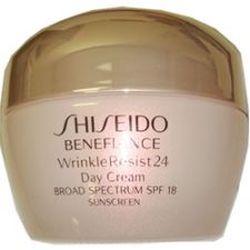 Shiseido Benefiance WrinkleResist24 Day Cream SPF 18 1.8oz